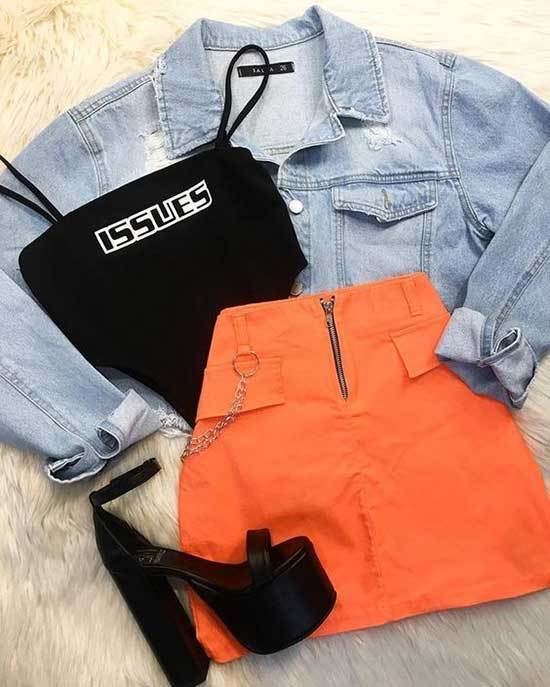 Cute Concert Outfits for Women-12