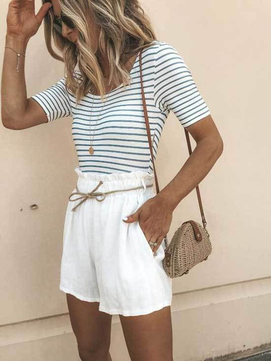 Cute Simple Summer Outfits-12