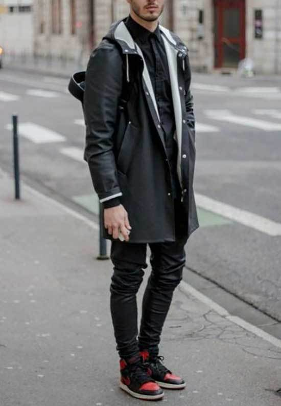 Sporty Streetwear Outfits for Guys-12