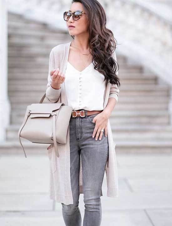 High Waisted Jeans Clothing Suggestions-13