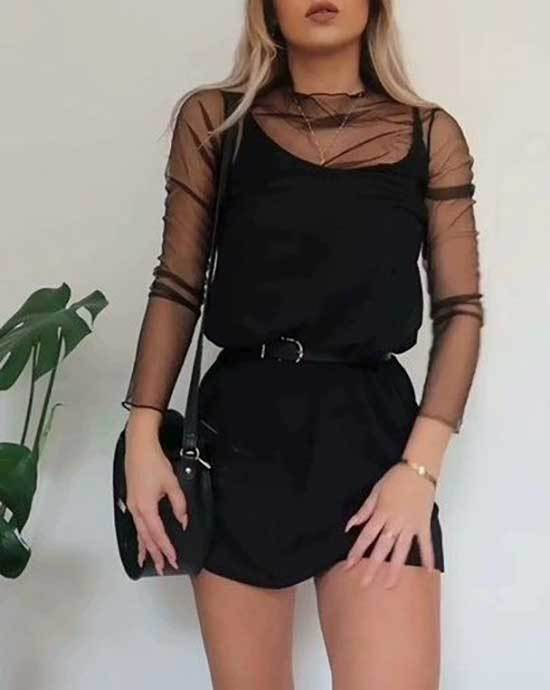 Cool Concert Outfits for Women-15