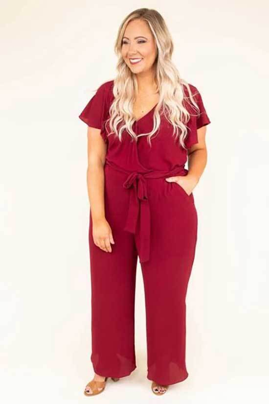 Overalls Plus Spring Outfits-17