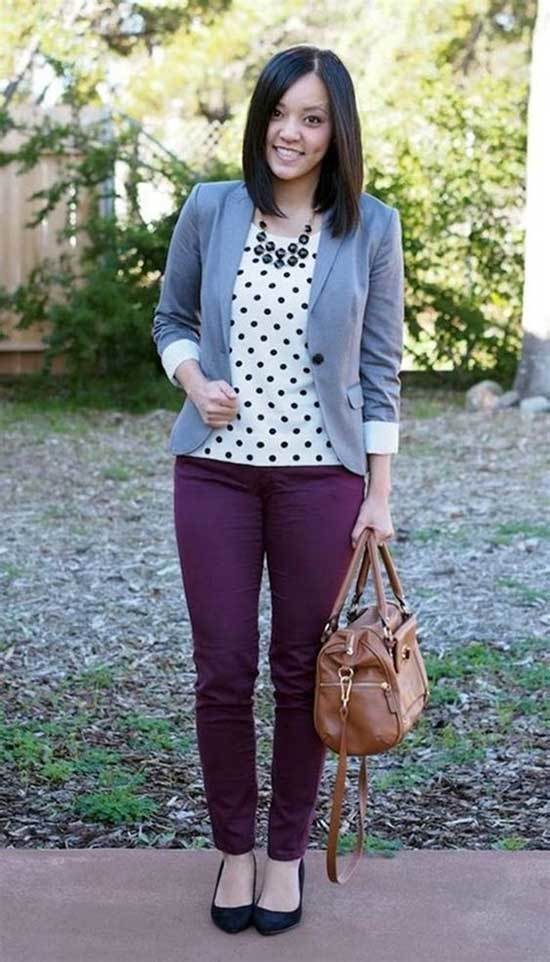 Business Casual Teacher Outfits-18
