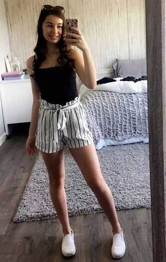 Cute Summer Outfits for Teens-19