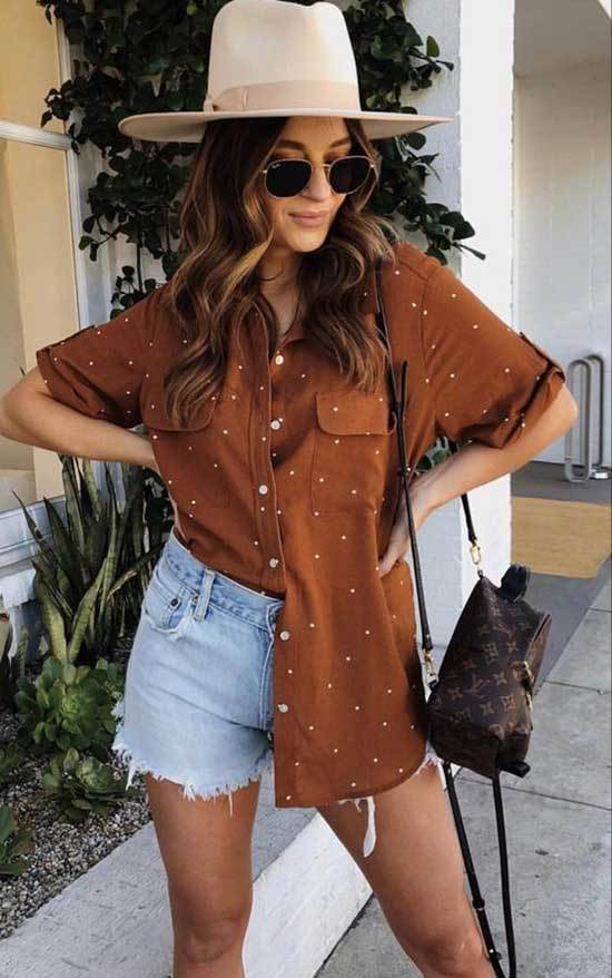 Cute Summer Loose Outfits-24