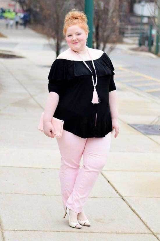 Plus Spring Outfits-26