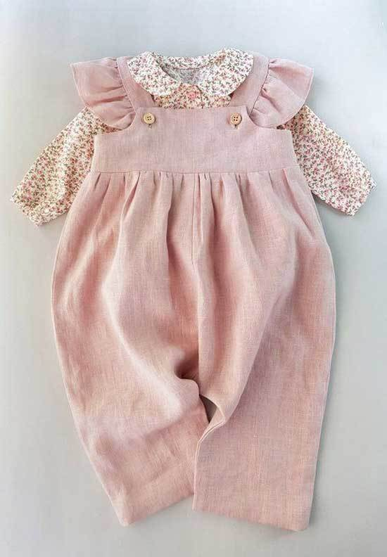 24 Month Girl Romper Clothes-6