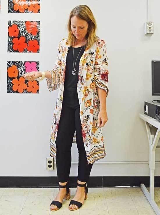 Business Casual High School Teacher Outfits-6