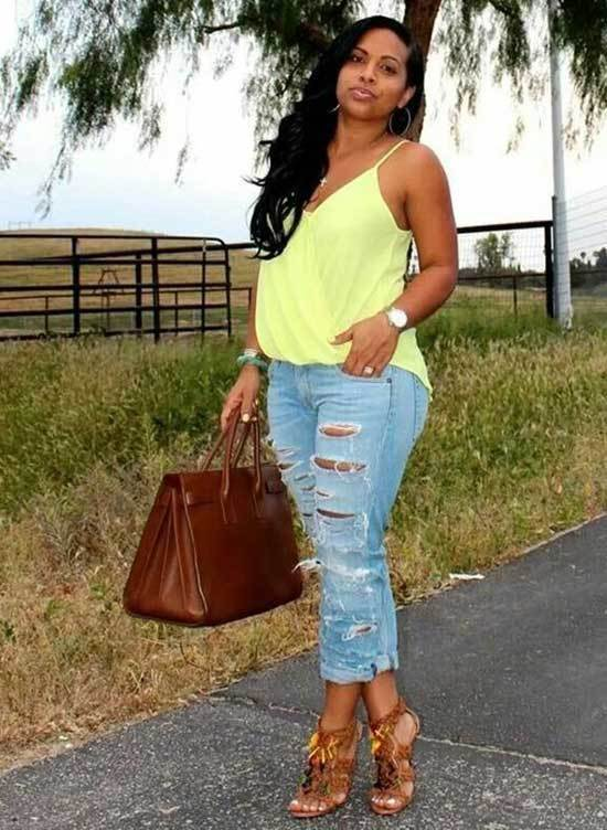 Blue Jeans Plus Spring Outfits-6