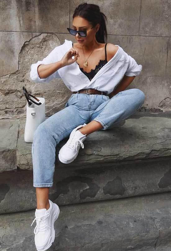 Cute Jeans Summer Outfits-7