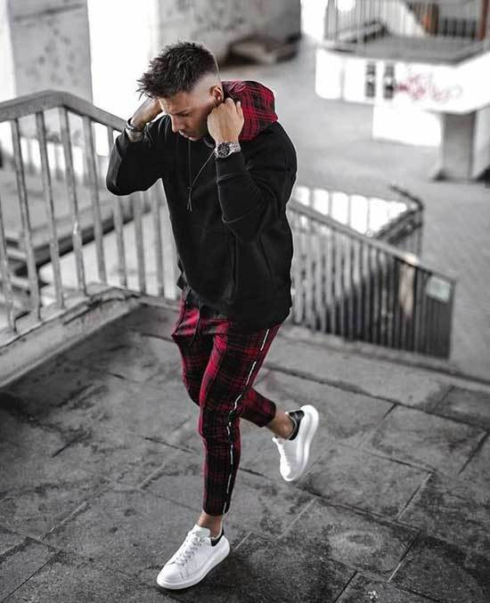 Cool Sporty Outfits for Guys-7