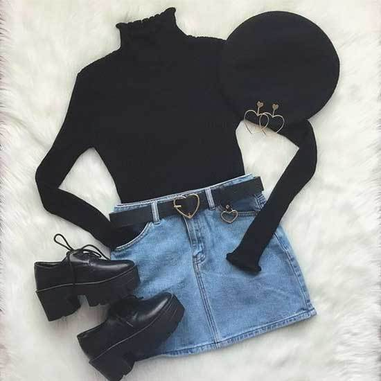 Fall Concert Outfits for Women-9