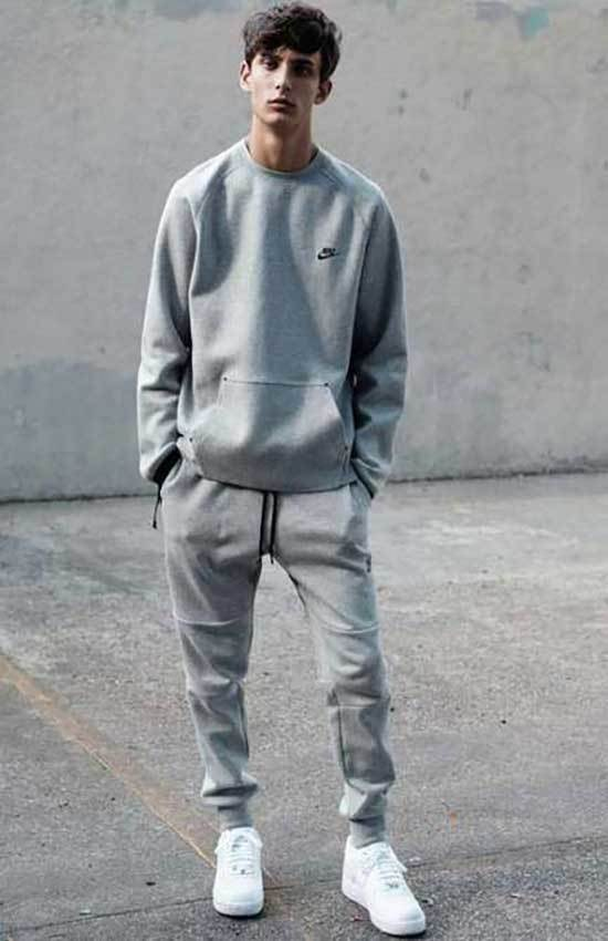 Athletic Outfits for Guys