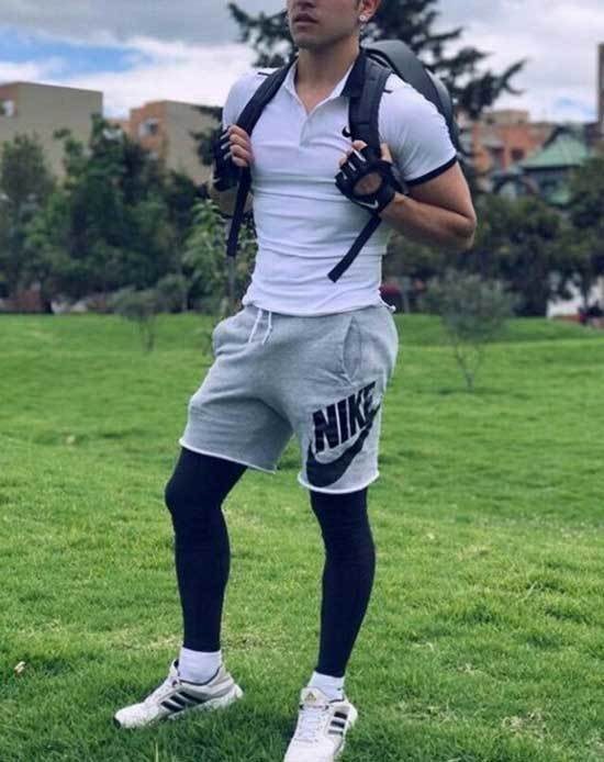 Mens Athletic Outfits