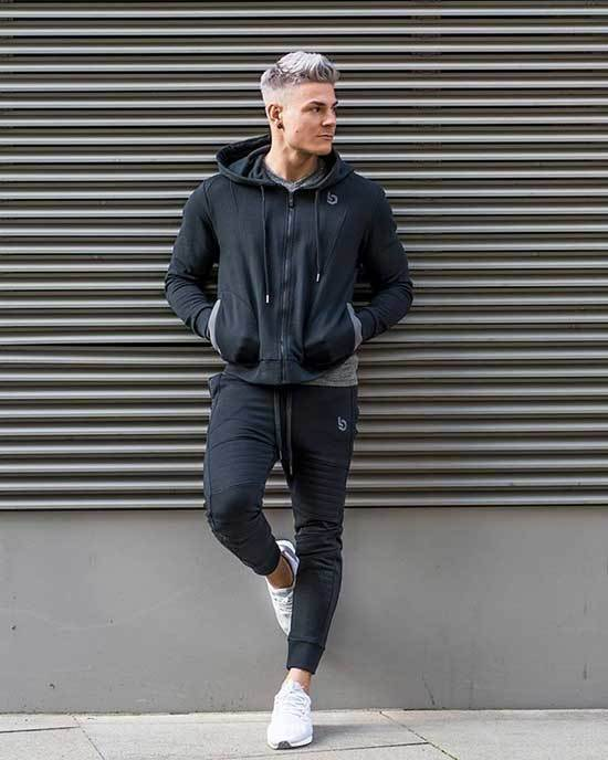 Sporty Outfits for Guys