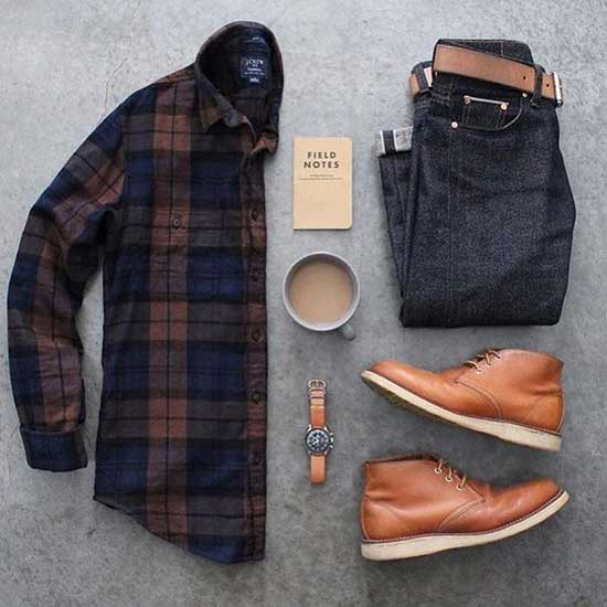 Casual Fall Fashion Clothes for Guys-15
