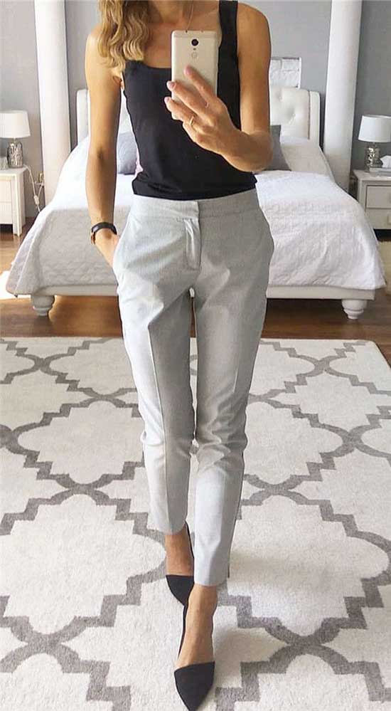 Classy Simple Outfits-16