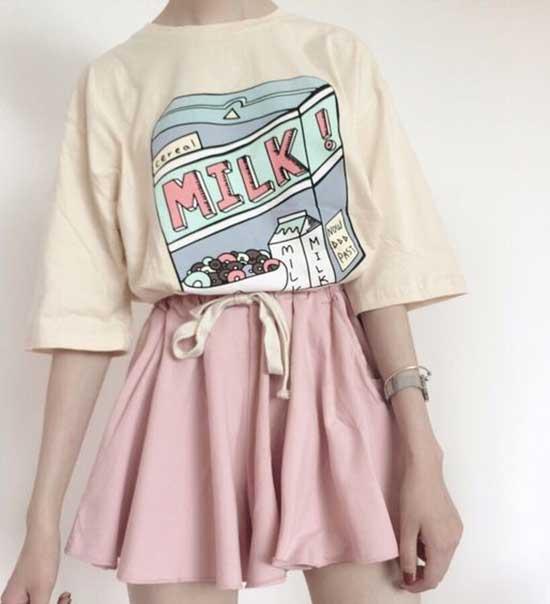 Korean Girl Fashion Outfits-18