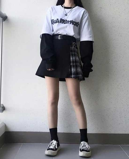 Korean Girl Ulzzang Outfits-20