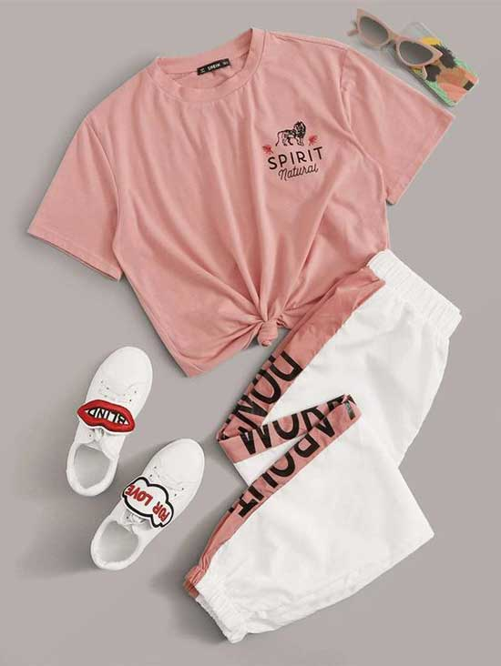 Sporty Outfits for Girls-20