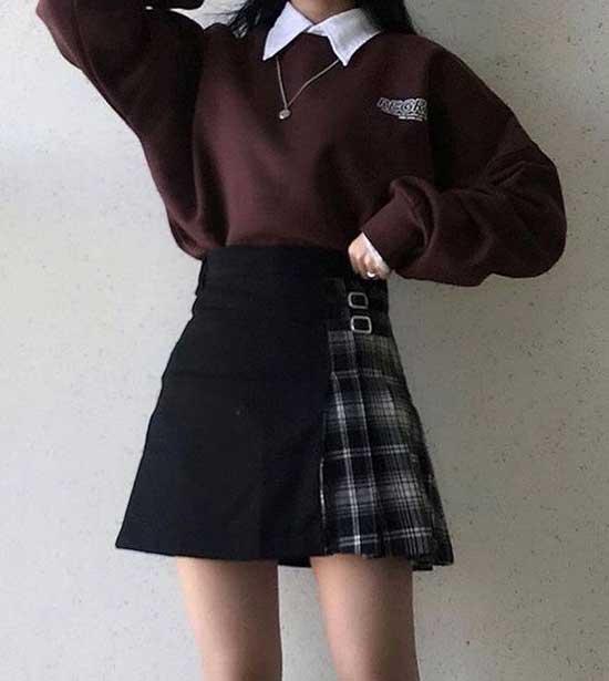 Korean Girl Outfits for Girls-24