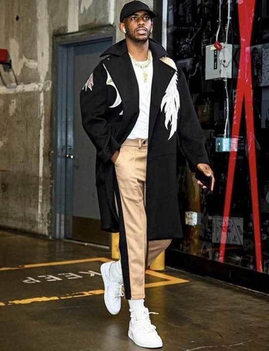 White Shoes Outfit Men-24