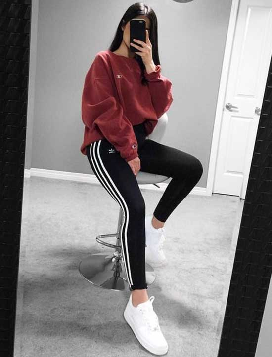 Sporty Outfits for Girls-27
