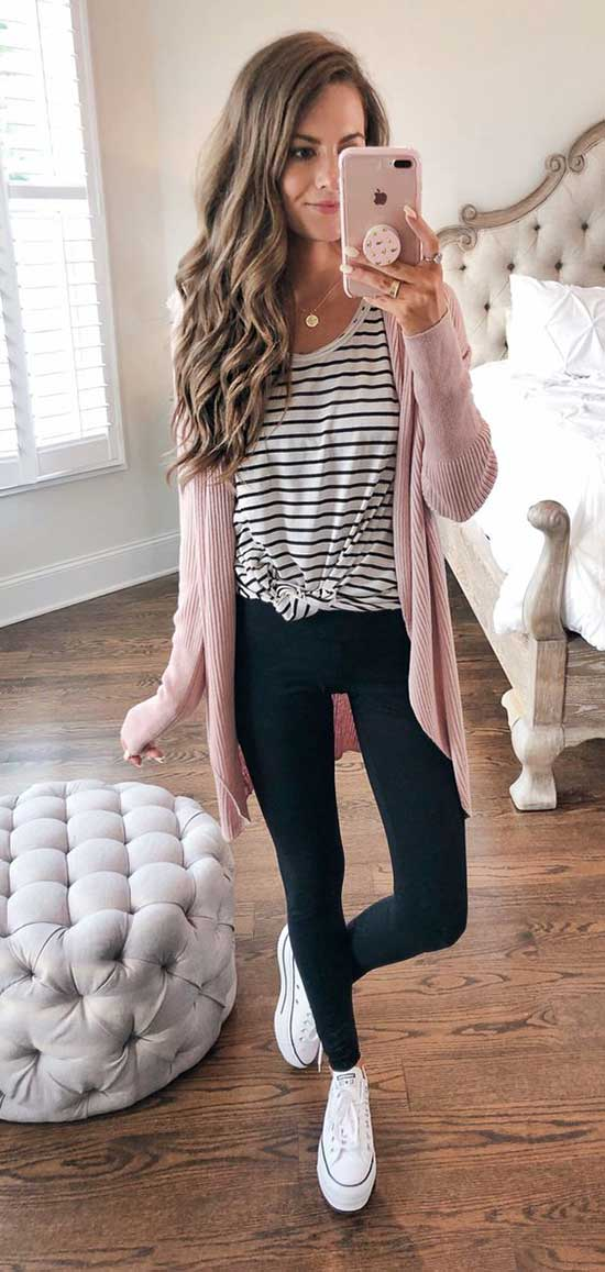 Cute Simple Outfits-30