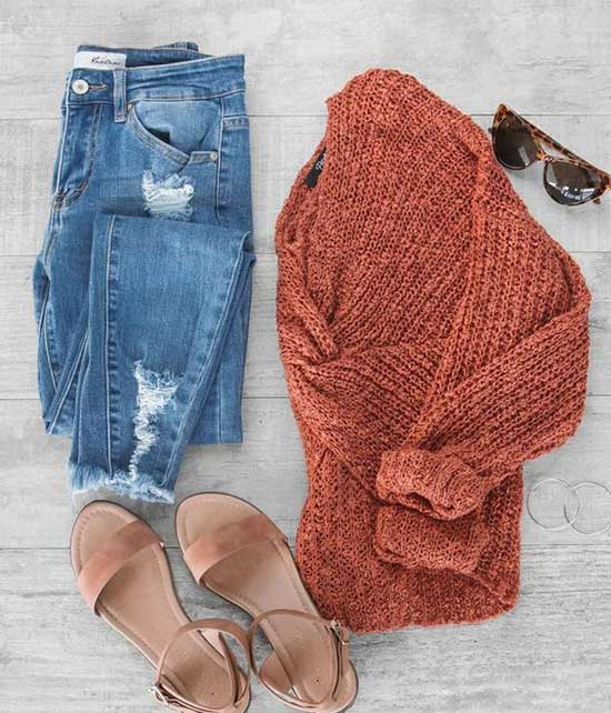 Cute Simple Outfits-34