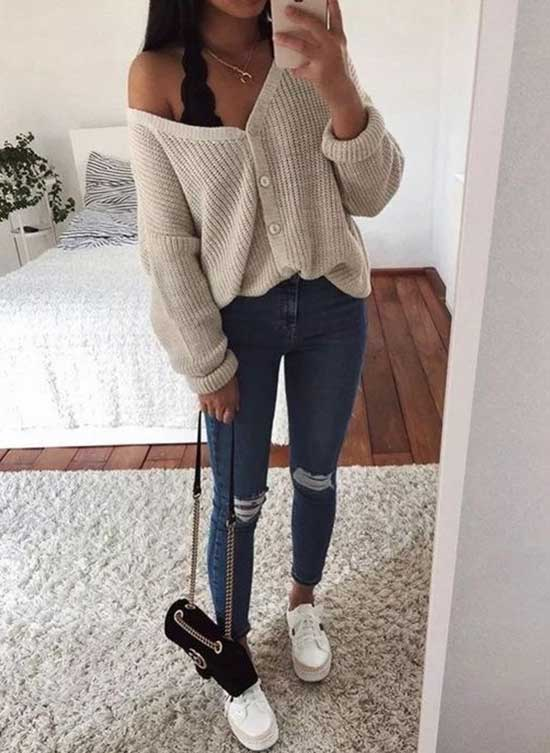 Cute Simple Outfits-35