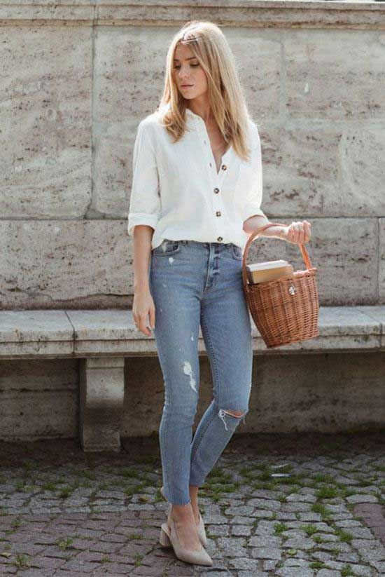 Simple Street Style Outfits-7