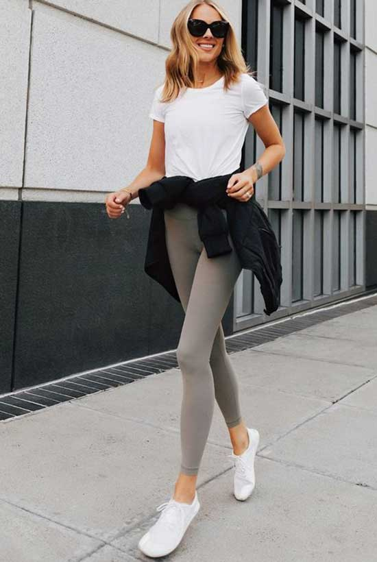 Cute Outfit Ideas with Leggings