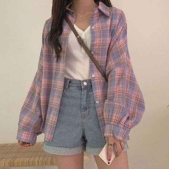 Korean School Outfit