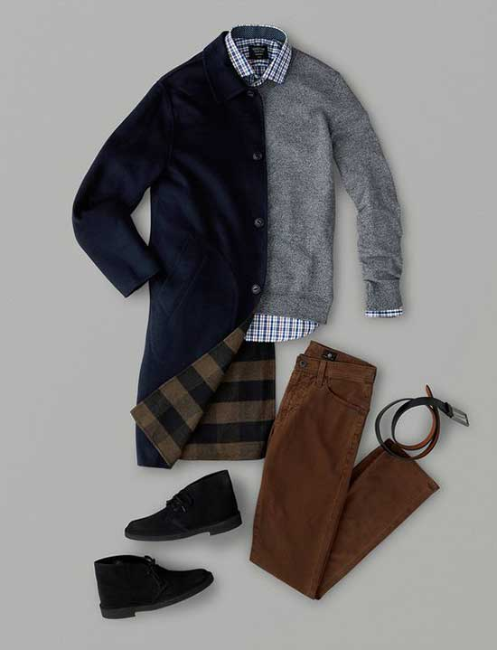 Casual But Classy Date Outfit Male-10