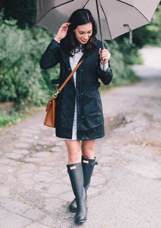 Summer Rainy Day office Outfit-10