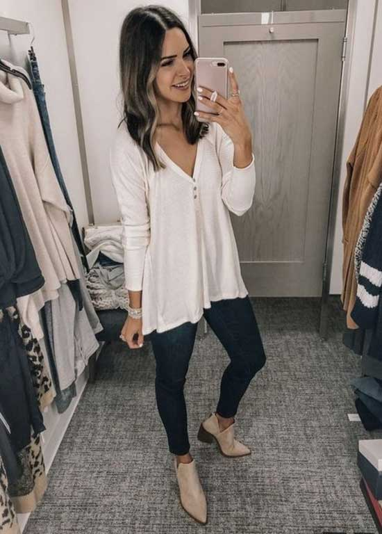 Cute and Casual Spring and Fall Outfits-11