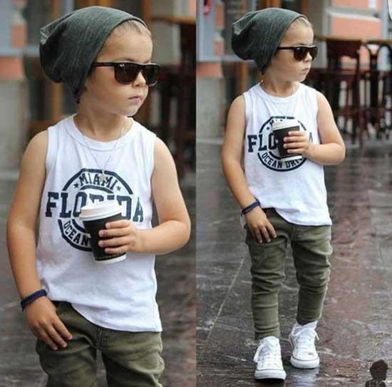 Baby Boy Summer Clothes Ideas-16