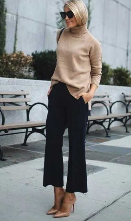 Classy Outfit Ideas for Women Over 40-16