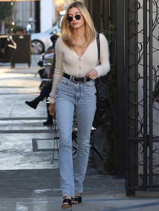 Casual Blue Jeans Street Fashion-18