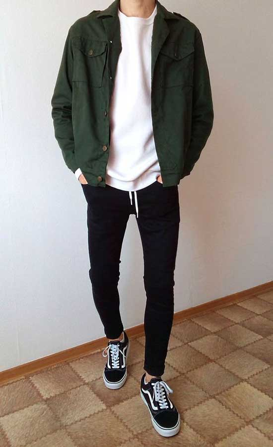 Casual Date Minimal Outfit Male-18