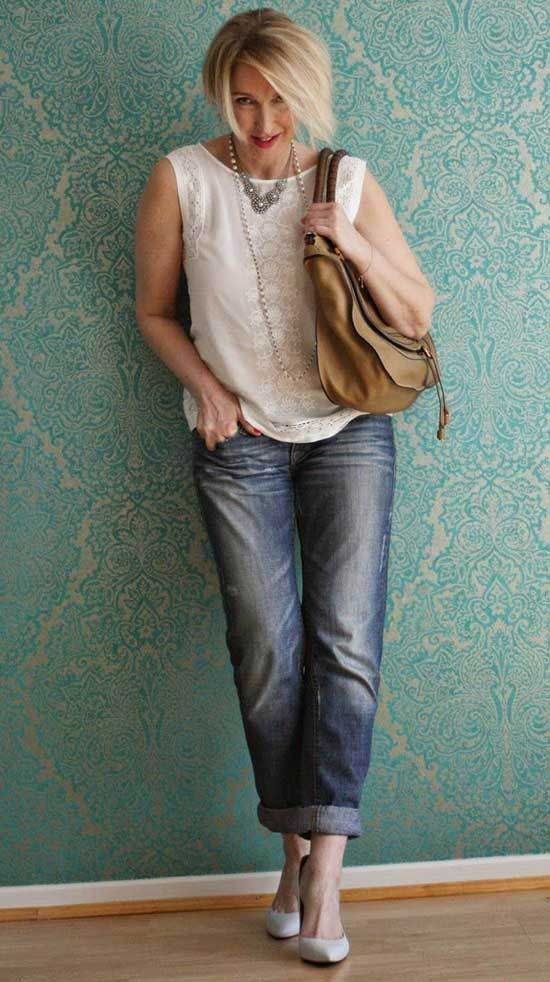 Casual Spring Clothes for Women Over 50-18