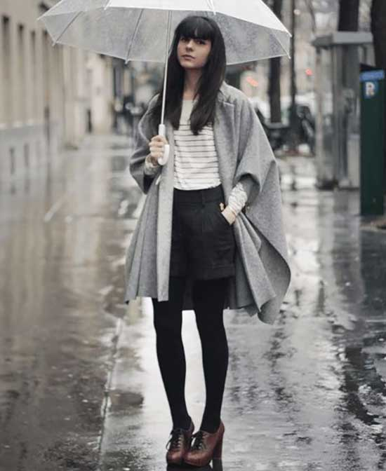 Rainy Day office Outfit-19