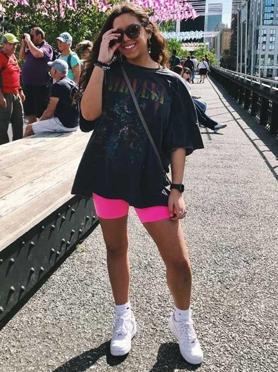 Bike Shorts Outfits-22