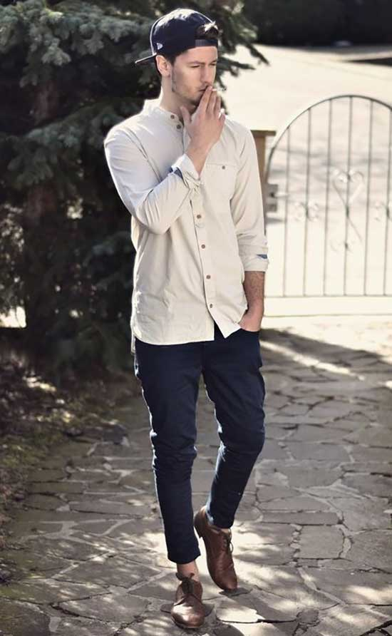 Casual Date Outfit Male-23