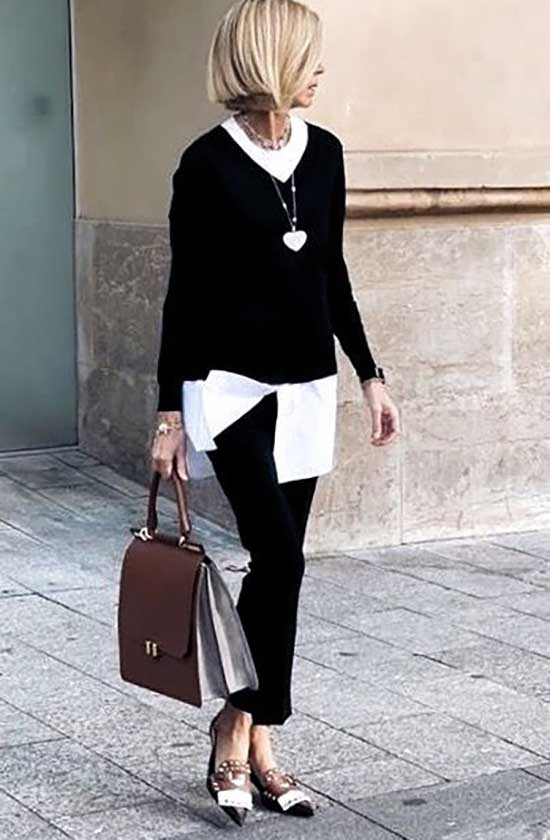 Casual Clothes for Women Over 50-24