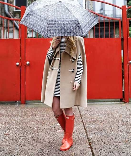 Rainy Day office Outfit-25