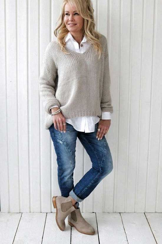 Casual Clothes for Women Over 50-26
