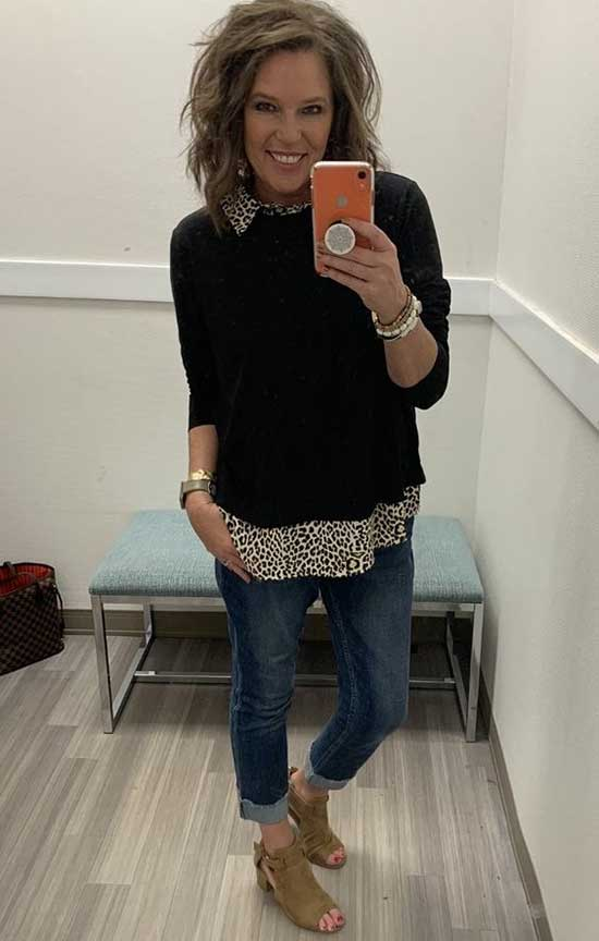 Casual Clothes for Women Over 50-28