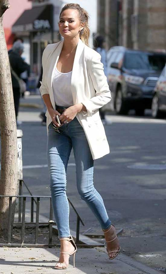 White Blazer Outfit Ideas-28