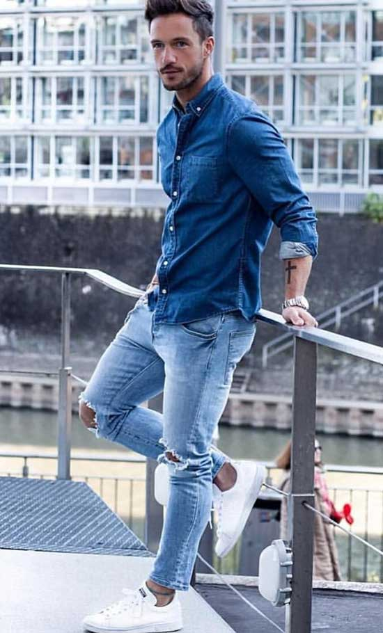 Casual Date Outfit Male-29